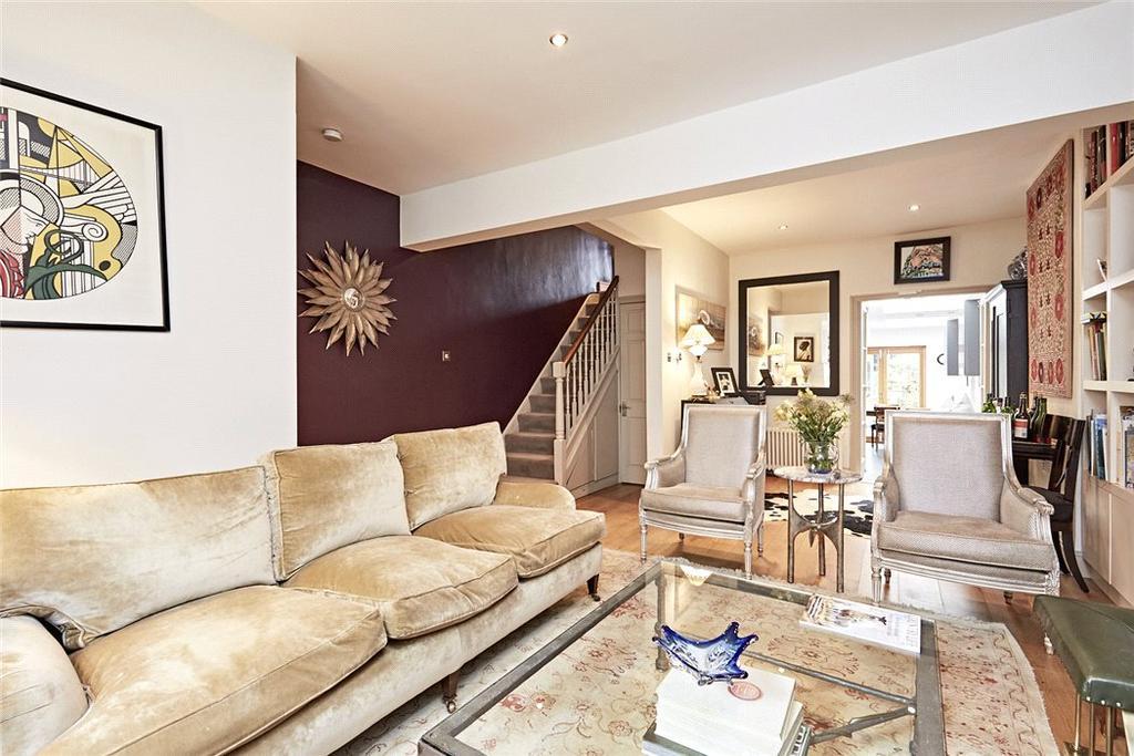 3 Bedrooms Terraced House for sale in Trott Street, London, SW11