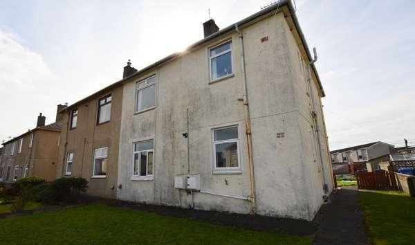 2 Bedrooms Flat for sale in 59 Glencairn Street, Stevenston, KA20 3BQ
