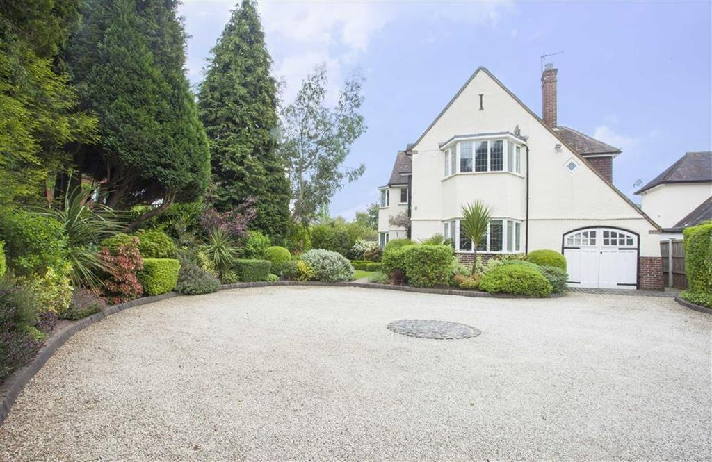 4 Bedrooms Detached House for sale in Wyvern Road, Sutton Coldfield