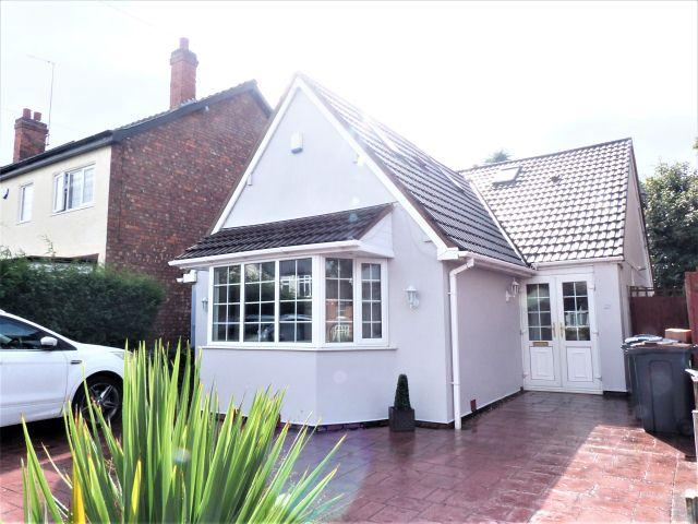 3 Bedrooms Detached Bungalow for sale in Florence Road,Wylde Green,Sutton Coldfield
