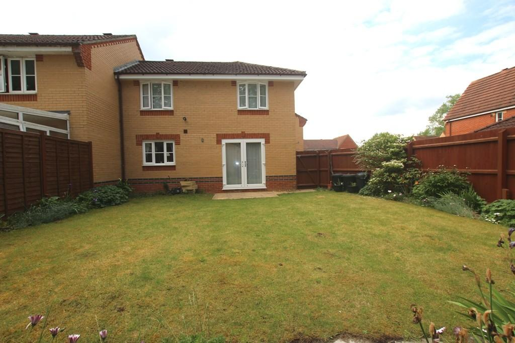 3 Bedrooms Terraced House for sale in Morton Close, Ely