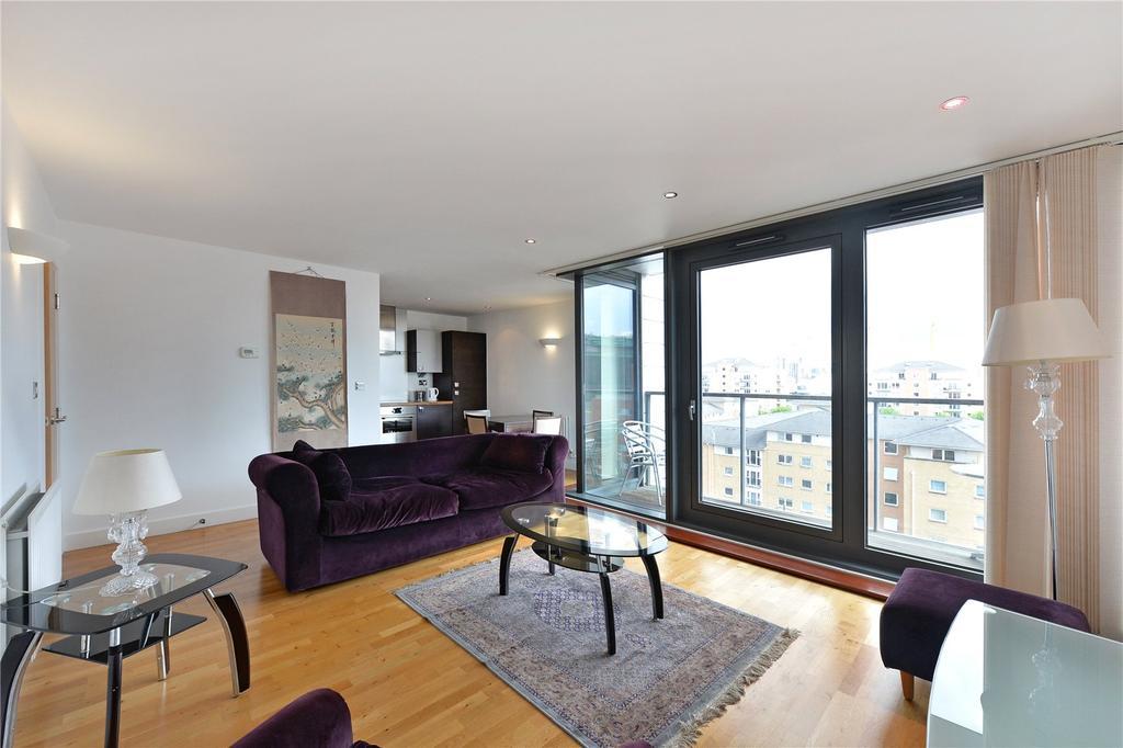 2 Bedrooms Flat for sale in Elektron Tower, 12 Blackwall Way, London