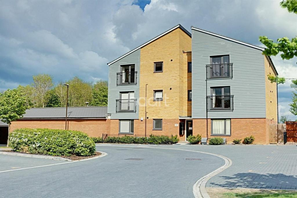2 Bedrooms Flat for sale in Wolverton