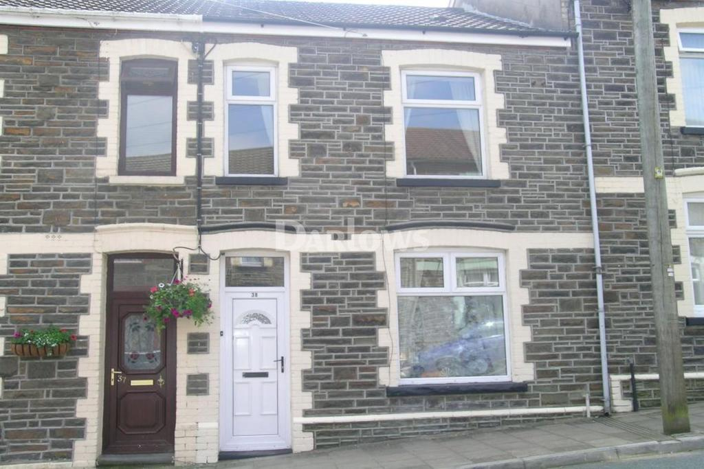 2 Bedrooms Terraced House for sale in Augustus Street, Ynynysbwl