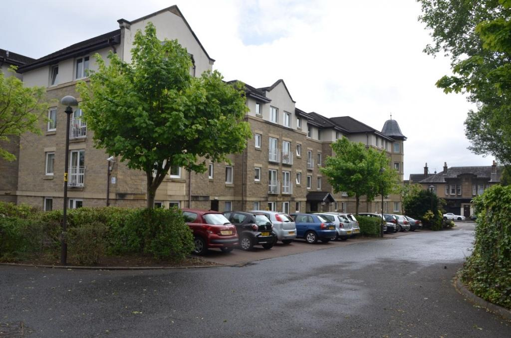 2 Bedrooms Retirement Property for sale in Kelburne Court Glasgow Road, Paisley, PA1 3PD