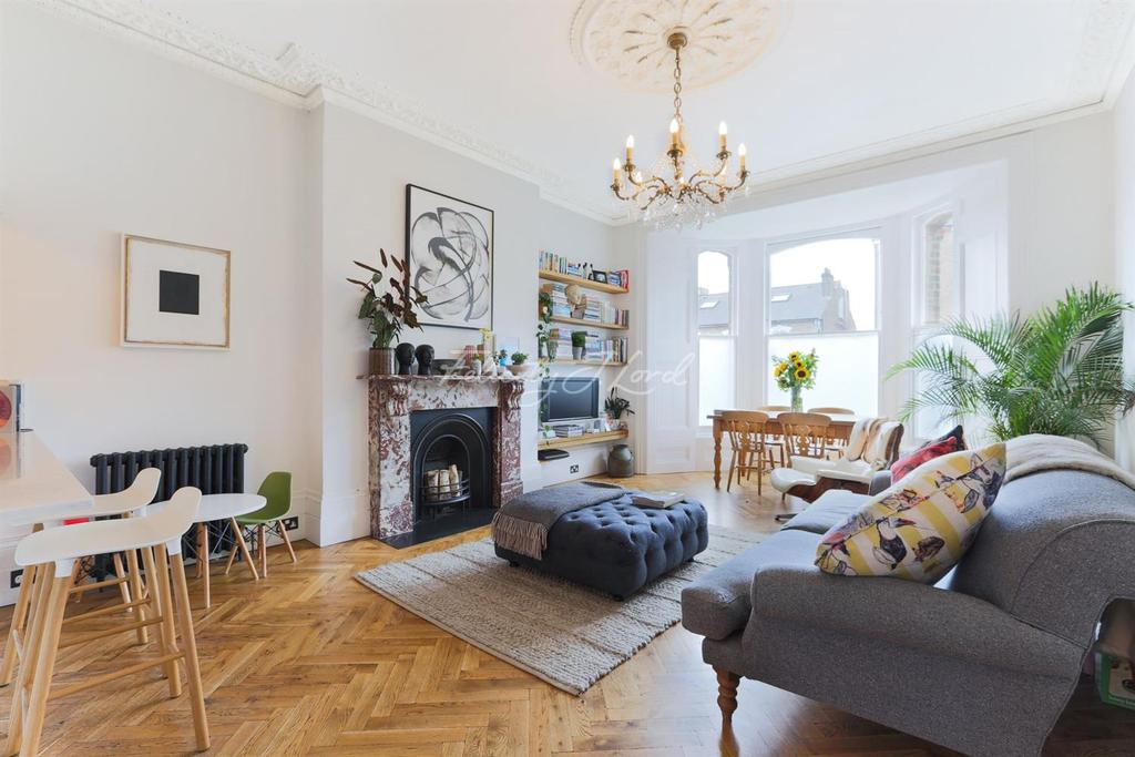 2 Bedrooms Flat for sale in Lordship Park N16