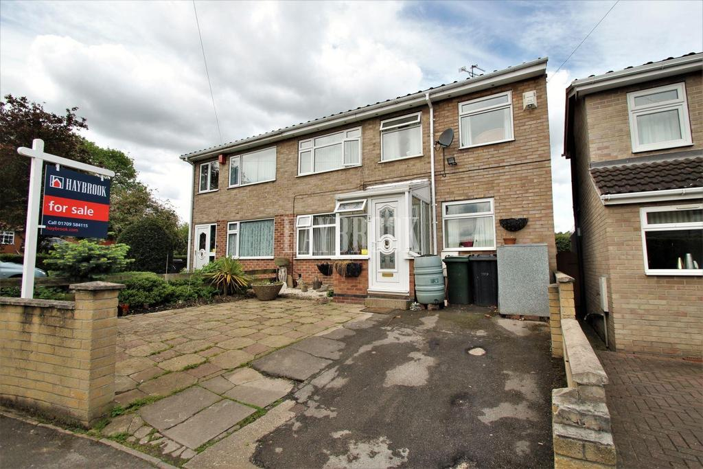 4 Bedrooms Semi Detached House for sale in Glebe Close, Swinton