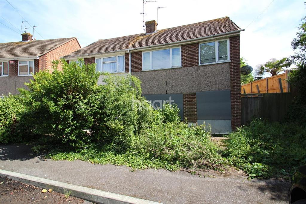 3 Bedrooms Semi Detached House for sale in Victoria road ,Broadstairs,CT10