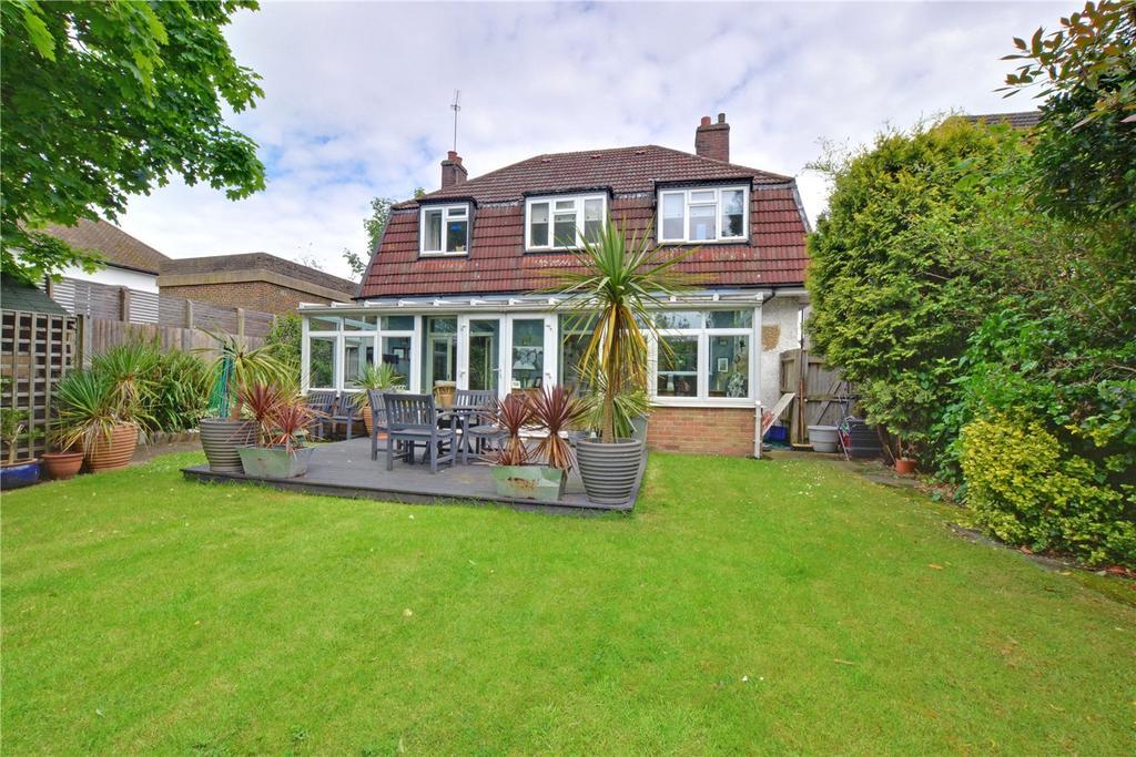 4 Bedrooms Detached House for sale in Kidbrooke Park Road, Blackheath, London, SE3