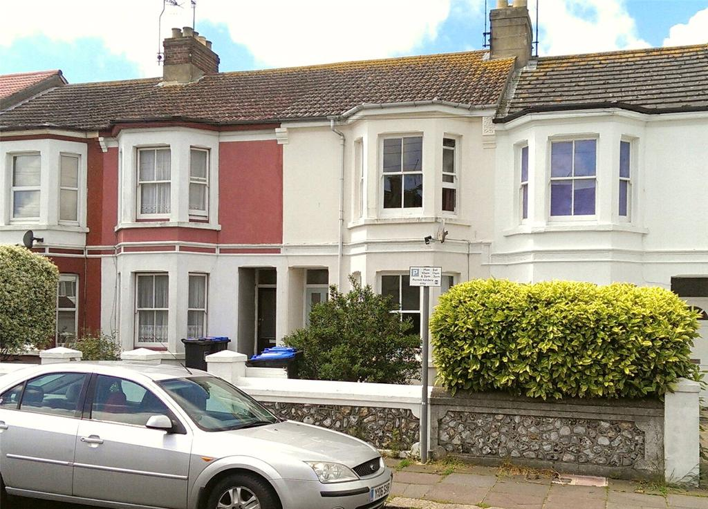 2 Bedrooms Terraced House for sale in Sugden Road, Worthing, West Sussex, BN11