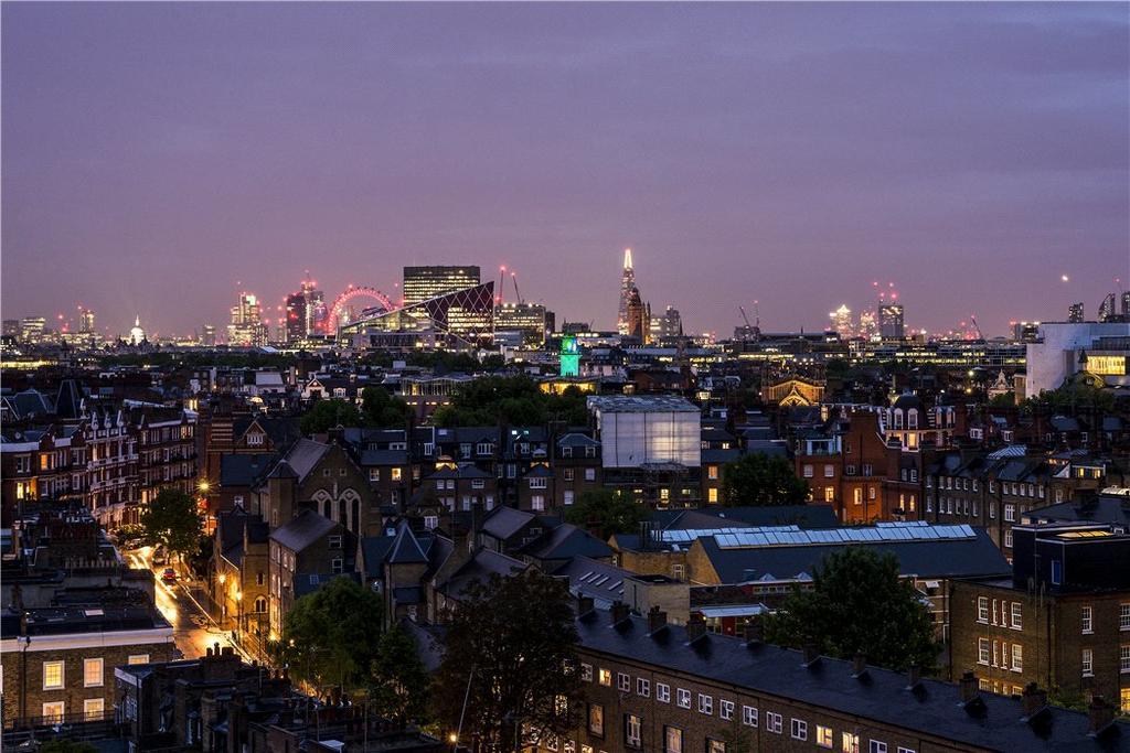 2 Bedrooms Penthouse Flat for sale in Nell Gwynn House, Sloane Avenue, Chelsea, London, SW3