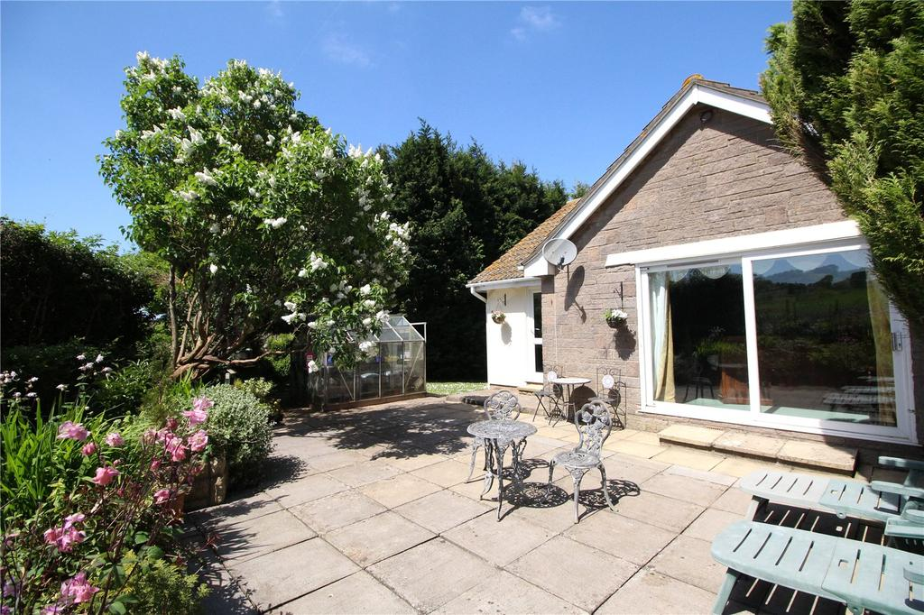 4 Bedrooms Detached Bungalow for sale in Martcombe Road, Markham Nr Abbots Leigh, Bristol, BS20