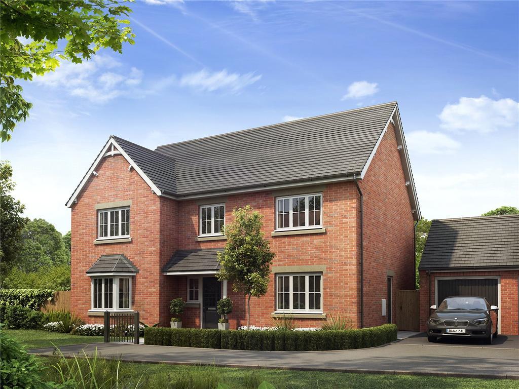 5 Bedrooms House for sale in Larkfleet Rise, Hyde Lane, Creech St Michael, Somerset, TA3