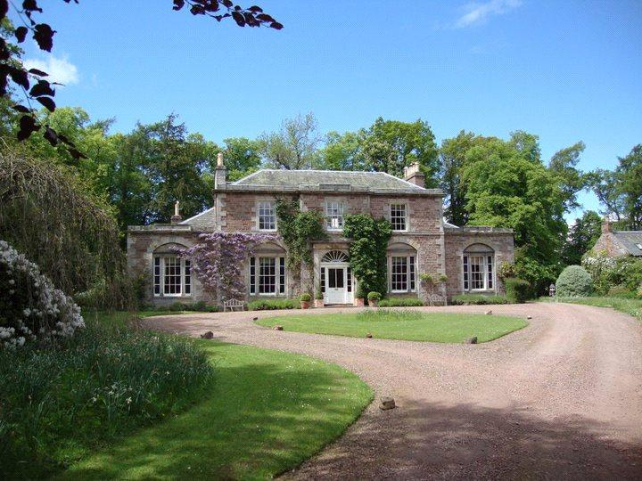 6 Bedrooms Detached House for sale in Lot 1 - Gifford Bank House, Edinburgh Road, Gifford, East Lothian