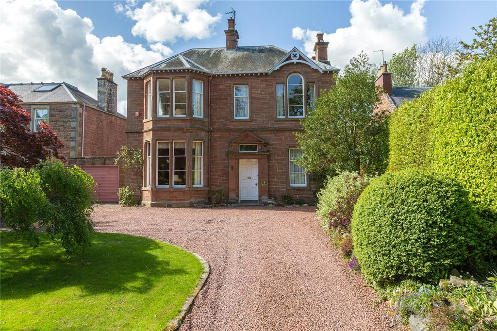 6 Bedrooms Detached House for sale in Croftlands, St Boswells, Melrose, Scottish Borders