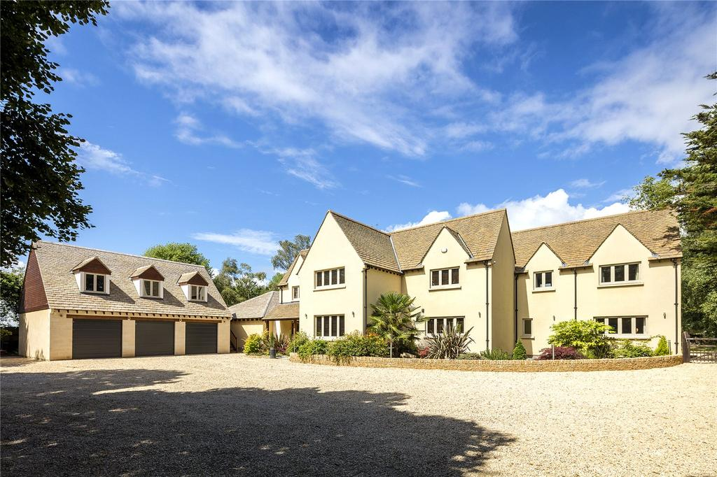 5 Bedrooms Detached House for sale in Chalford, Stroud, Gloucestershire