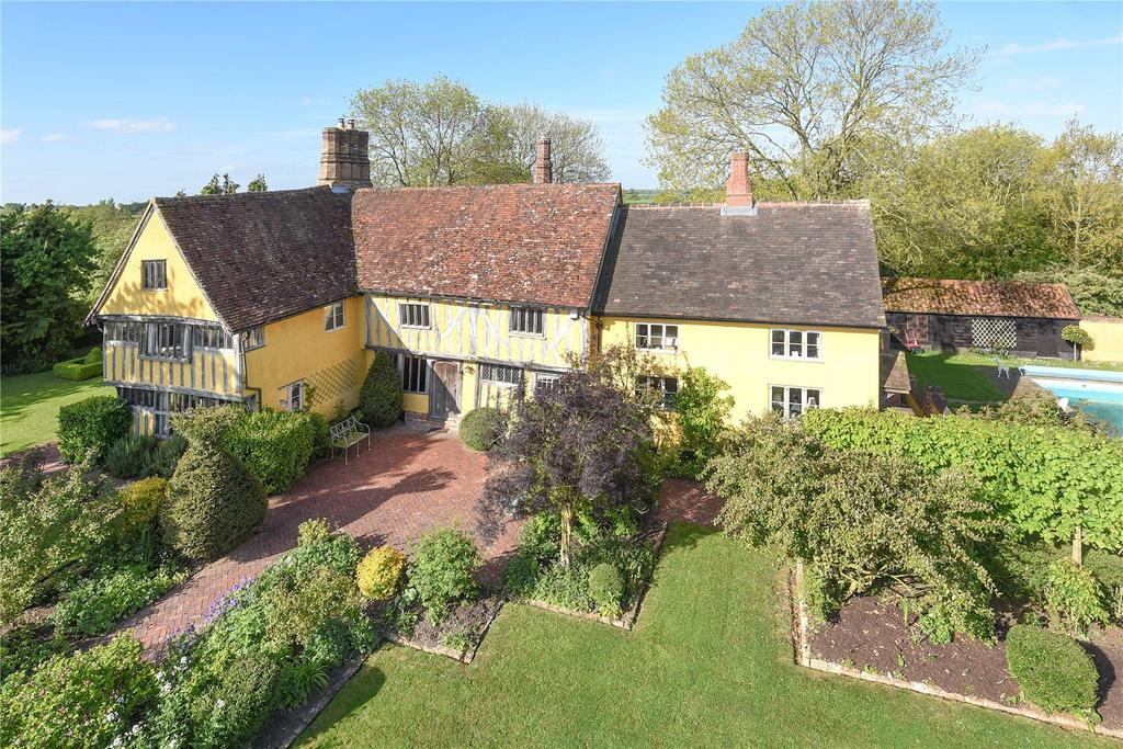 5 Bedrooms Detached House for sale in Felsham, Bury St Edmunds, Suffolk, IP30