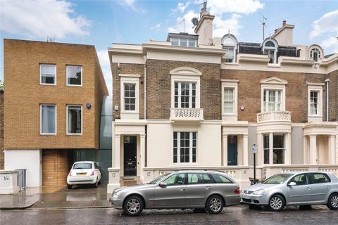 4 bedroom terraced house for sale - Lansdowne Walk, Holland Park, London