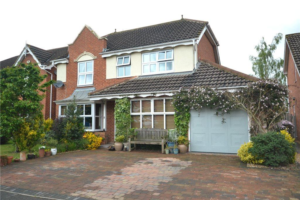 4 Bedrooms Detached House for sale in Locomotion Court, Eaglescliffe, Stockton-on-Tees