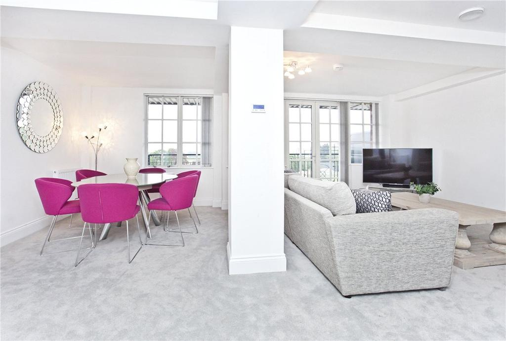 3 Bedrooms Apartment Flat for sale in The Residence, Bishopthorpe Road, York, YO23