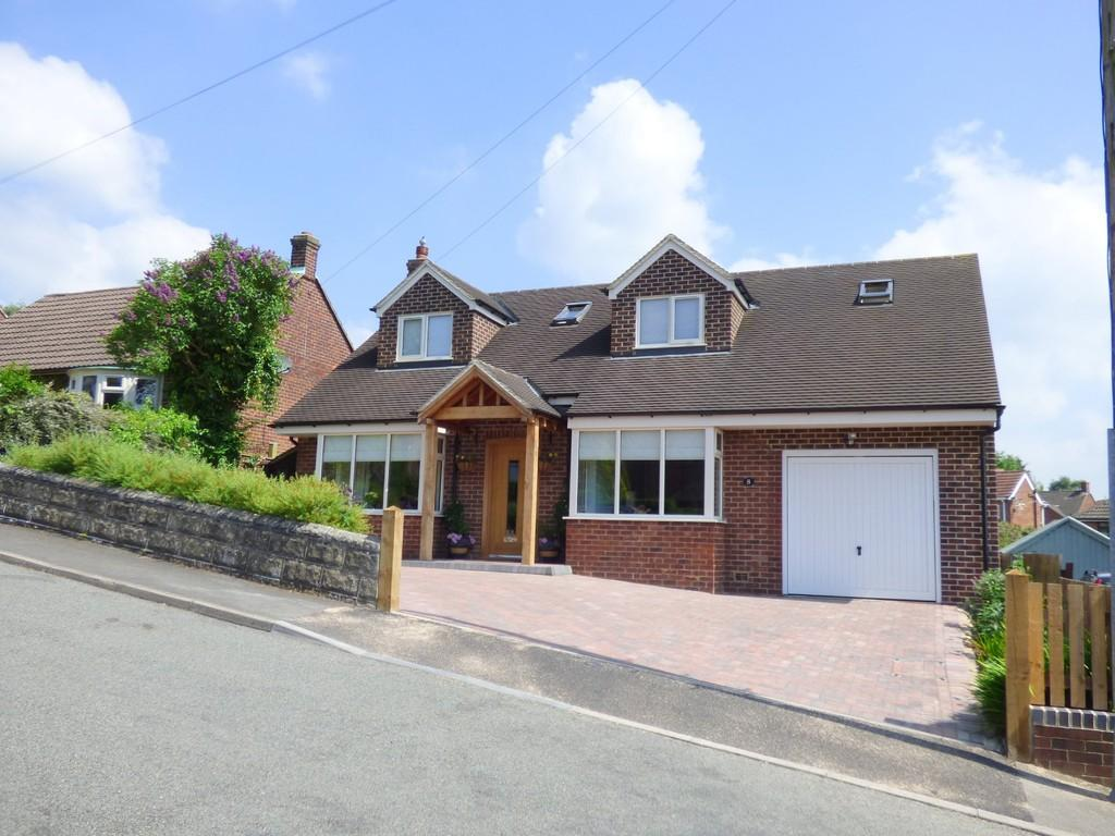 4 Bedrooms Bungalow for sale in Hillside Avenue, Ashbourne, Derbyshire