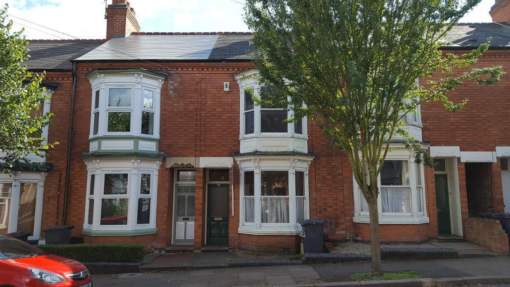 2 Bedrooms Terraced House for sale in Harrow Road, West End, Leicester, Leicestershire, LE3 0JX