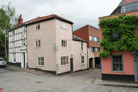 3 bedroom end of terrace house for sale - Norwich Lanes