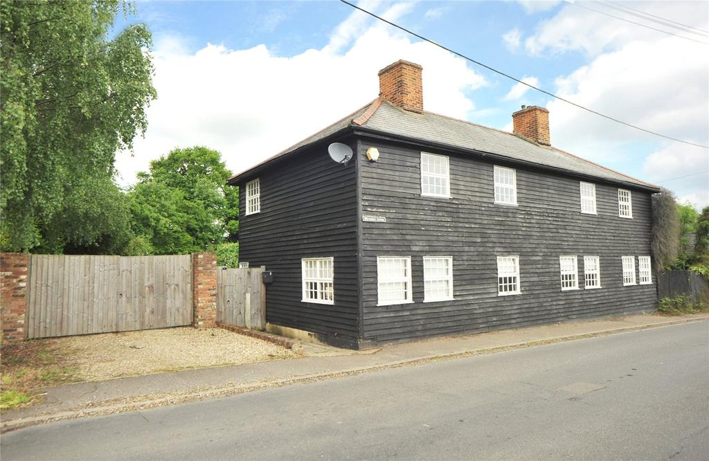 4 Bedrooms Detached House for sale in Wheatsheaf Cottage, Laindon Common Road, Little Burstead, CM12