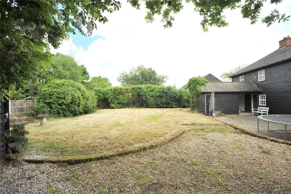 4 Bedrooms Detached House for sale in Wheatsheaf Cottage, Laindon Common Road, Little Burstead, CM12