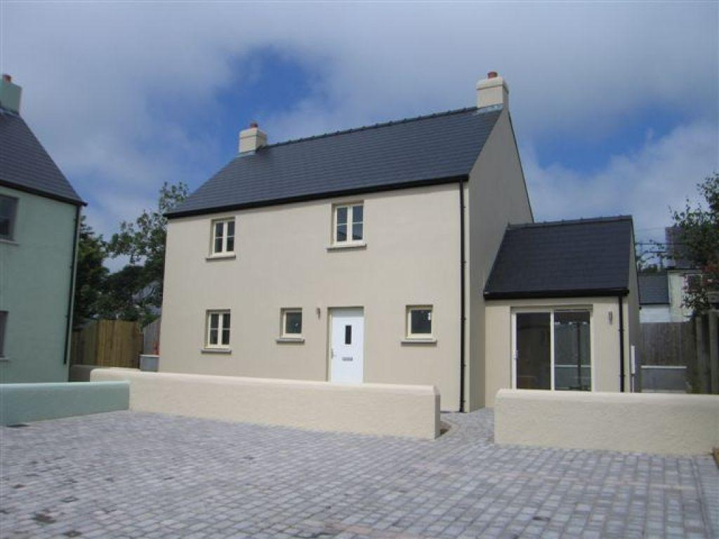 3 Bedrooms Detached House for sale in Rosehill Court, Portfield Gate, Haverfordwest