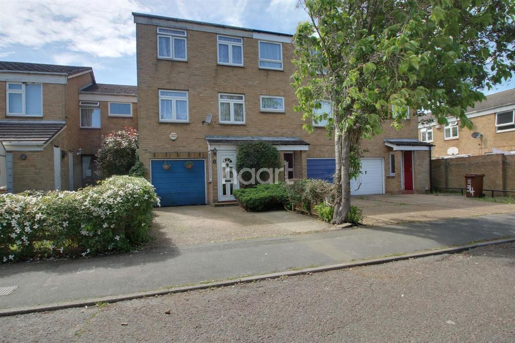 4 Bedrooms Terraced House for sale in Kingston Crescent, Lords Wood
