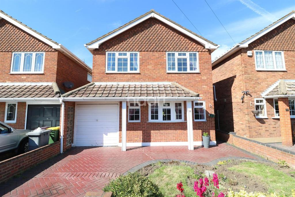 4 Bedrooms Detached House for sale in Regent Close, Rayleigh
