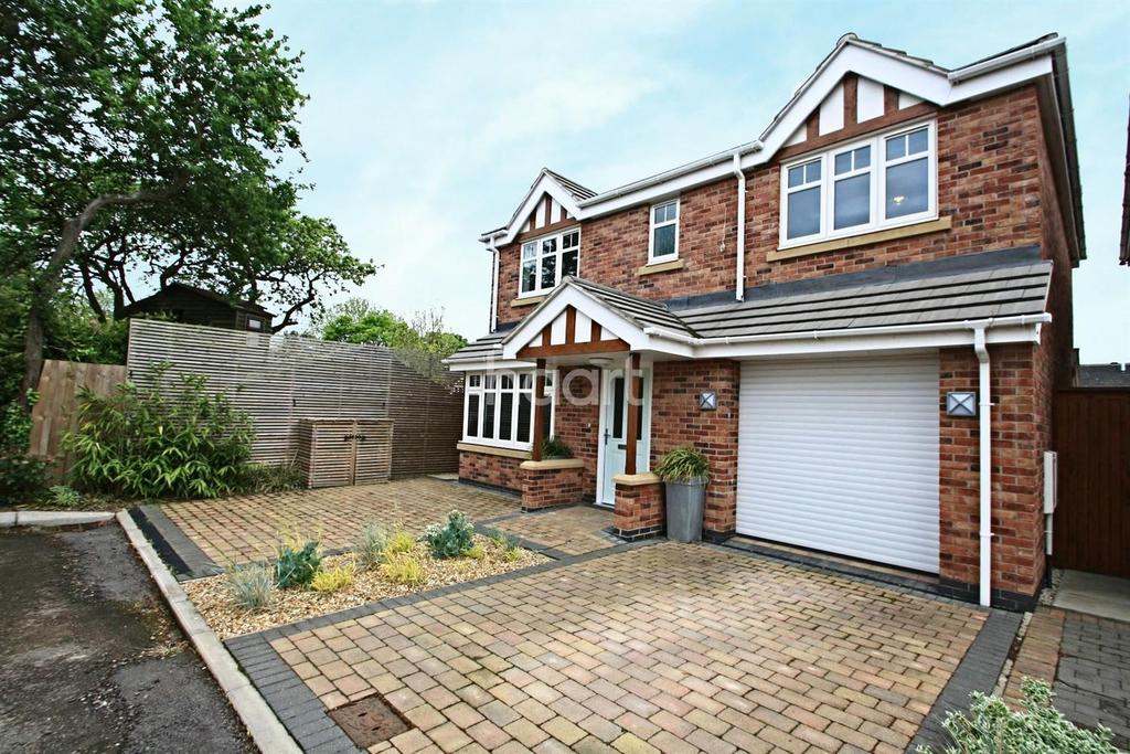 4 Bedrooms Detached House for sale in Martha Close, Countesthorpe, Leicester