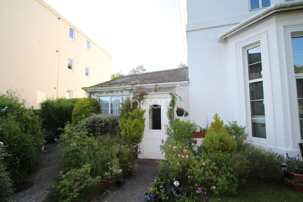 1 Bedroom Flat for sale in Old Torwood Road, Torquay