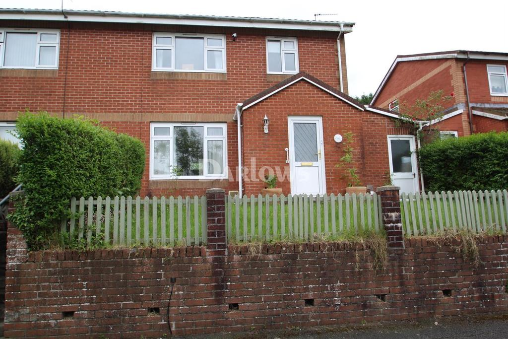 3 Bedrooms Semi Detached House for sale in Ty Rhiw,Taffs Well, Cardiff