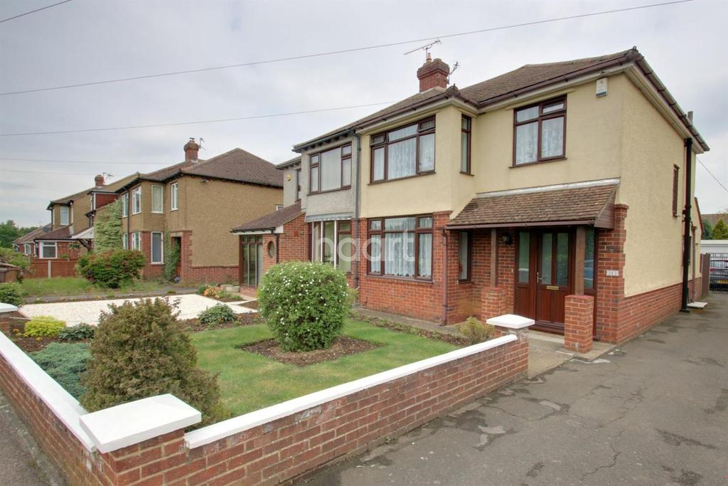 3 Bedrooms Semi Detached House for sale in Sutton Road. Maidstone, ME15