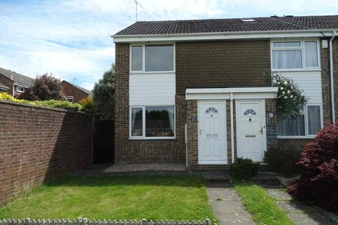 2 bedroom end of terrace house to rent - Curlew Close, Ferndown