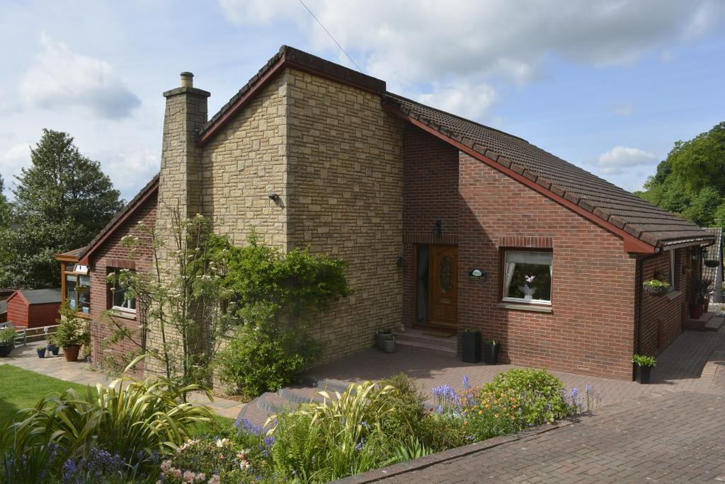 4 Bedrooms Detached House for sale in 6 Ochil Road, Menstrie, Clackmannanshire, FK11 7BW