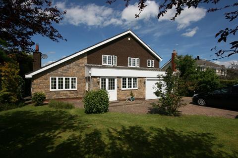 4 bedroom detached house for sale - Collingwood Crescent, Darras Hall, Ponteland, Newcastle upon Tyne, NE20