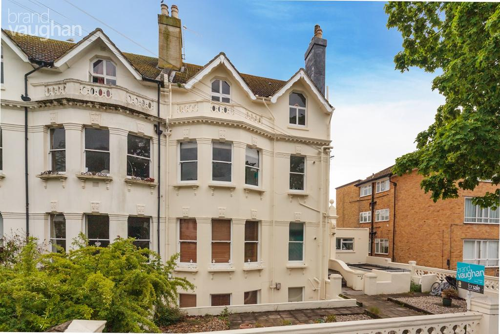 1 Bedroom Ground Flat for sale in Clermont Terrace, Brighton, BN1