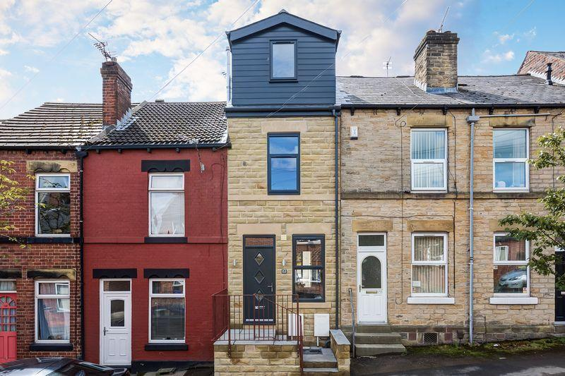 3 Bedrooms Terraced House for sale in Freedom Road, Walkley, Sheffield