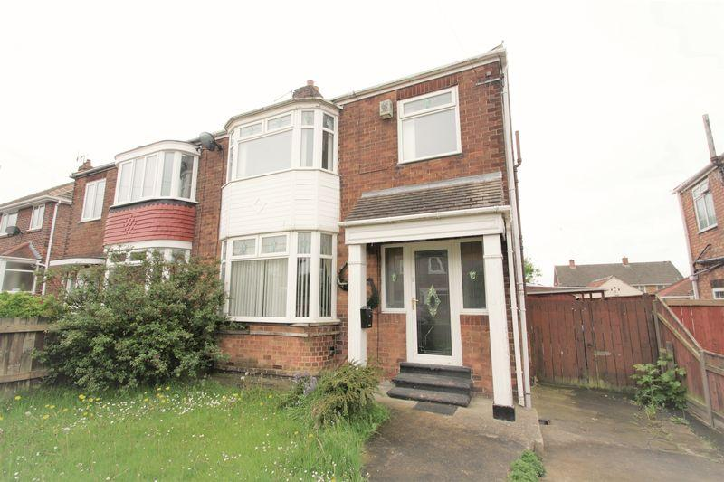 3 Bedrooms Semi Detached House for sale in Easterside Road, Easterside, Middlesbrough, TS4 3QA