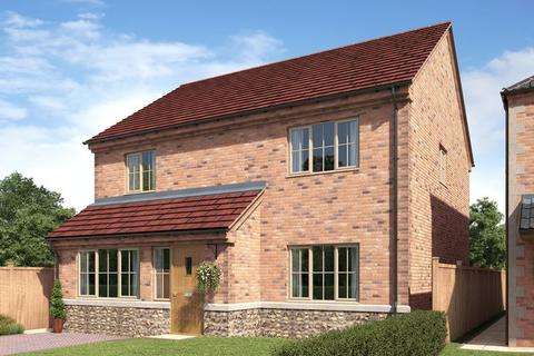 4 bedroom detached house for sale - Plot 39, Franklin Way, Barrow-Upon-Humber, DN19 7BJ