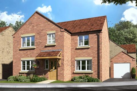 4 bedroom detached house for sale - Plot 40, Franklin Way, Barrow-Upon-Humber, DN19 7BJ