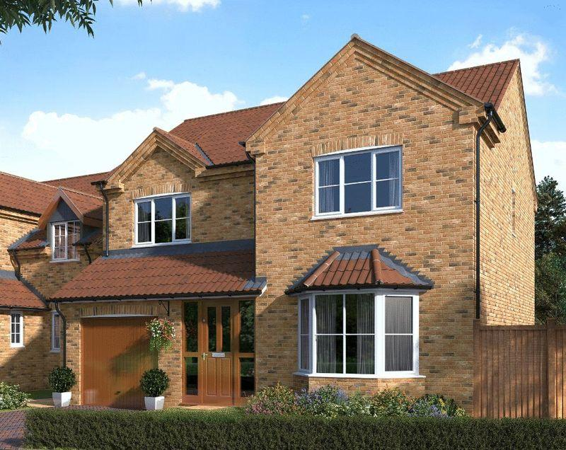 4 Bedrooms Detached House for sale in Plot 41, Franklin Way, Barrow-Upon-Humber, DN19 7BJ
