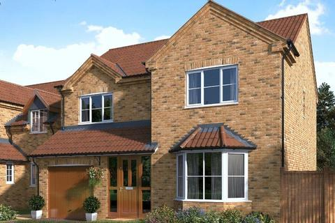 4 bedroom detached house for sale - Plot 41, Franklin Way, Barrow-Upon-Humber, DN19 7BJ