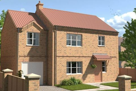 4 bedroom detached house for sale - Plot 35, Franklin Way, Barrow-Upon-Humber, DN19 7BJ