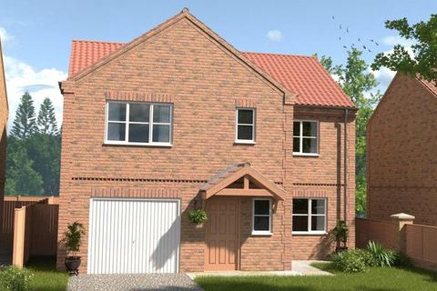 4 bedroom detached house for sale - Plot 36, Franklin Way, Barrow-Upon-Humber, DN19 7BJ