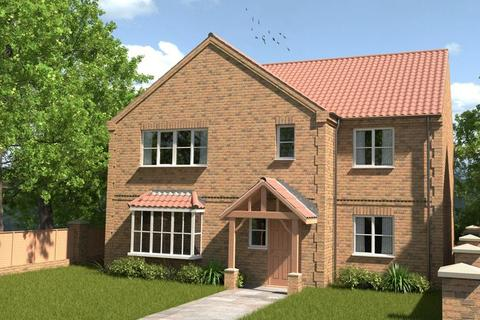 4 bedroom detached house for sale - Plot 42, Franklin Way, Barrow-Upon-Humber, DN19 7BJ