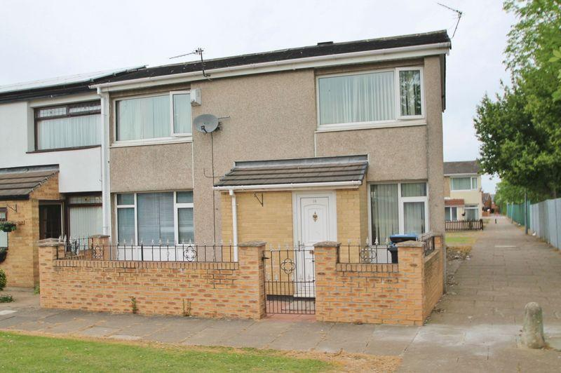 3 Bedrooms End Of Terrace House for sale in Stockwith Close, Netherfields
